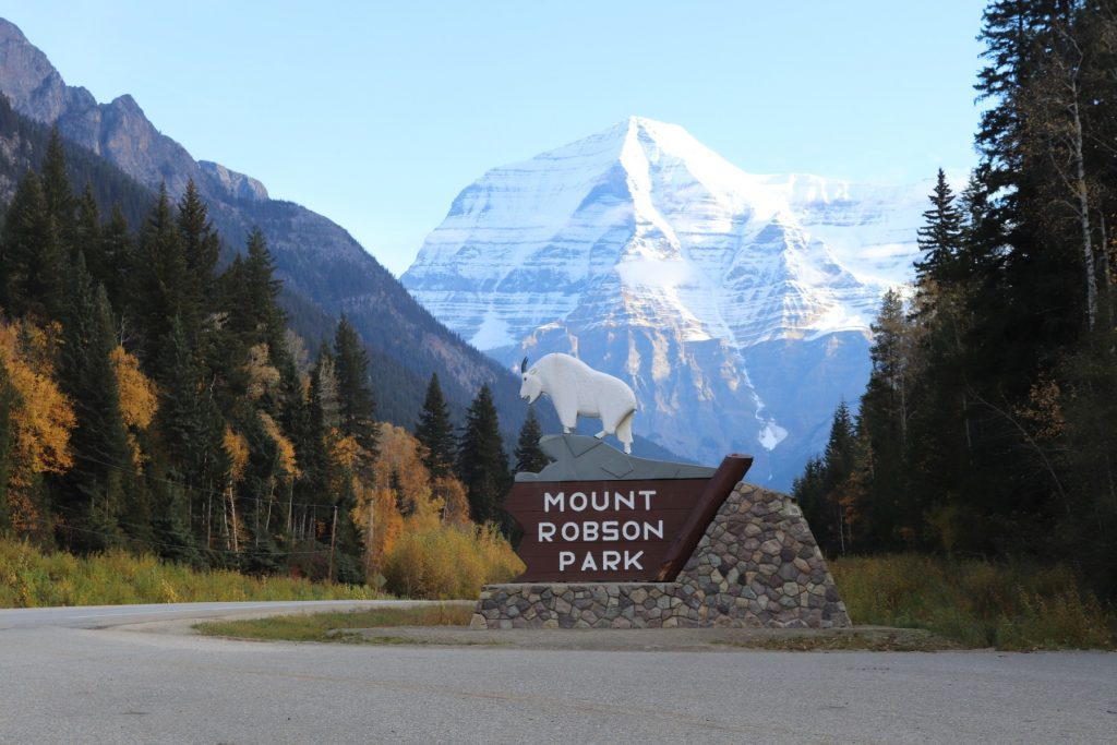 Mount Robson Park