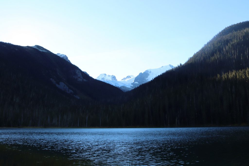 Joffre Lower Lake
