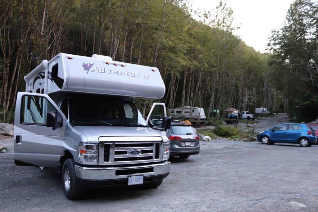 Squamisch Campground
