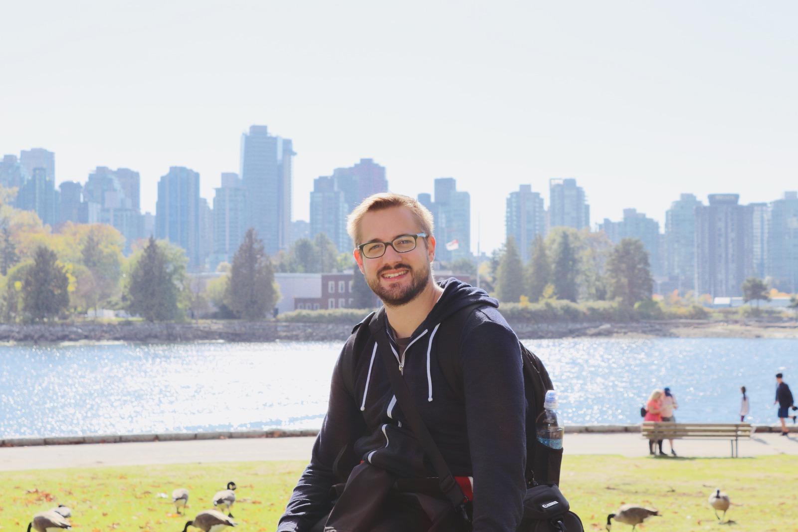 Jan in Vancouver