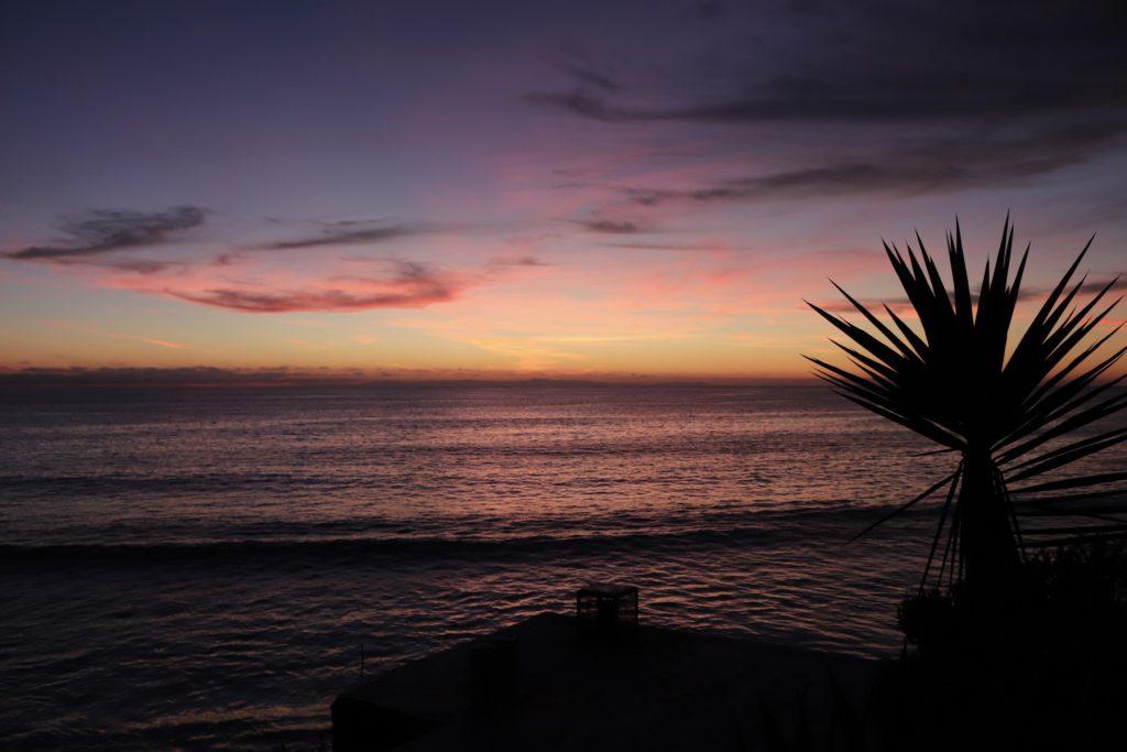 Sunset Newport