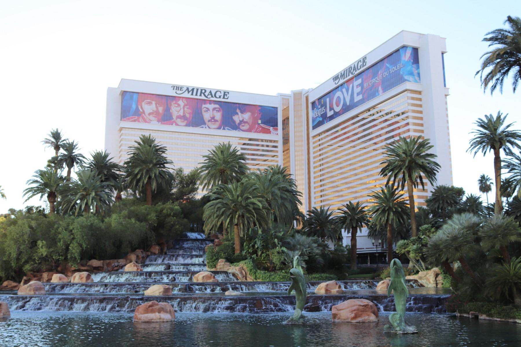 Las Vegas Mandala Bay